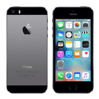 Apple iPhone 5s - 16GB - Space Gray (Factory Unlocked) GSM Smartphone Excellent