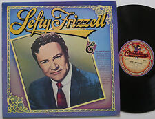 LEFTY FRIZZELL SAME USA COLUMBIA COUNTRY & WESTERN LP VG++/MINT- unreleased!