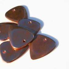 Timbertones Metal Tone Guitar Pick Copper Finish - Single Pick