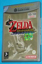 The Legend of Zelda - The Windwaker - GameCube GC Nintendo - PAL