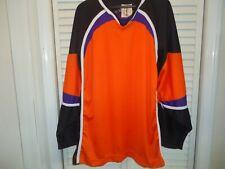 "Philadelphia Phantoms ""like"" jersey by Ot Sports. Game weight, fight strap."