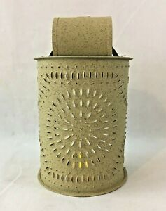 Crazy Mountain Votive Candle Holder - New Old Stock c.1999