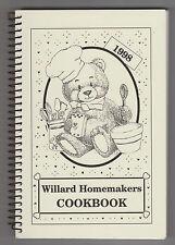 Homemakers, Willard, MT; Willard Homemakers Cookbook, 1998 Montana