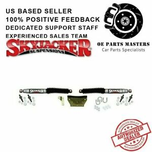 Skyjacker Front Dual Monotube Steering Stabilizers For F-250 & F-350 SD - 9299
