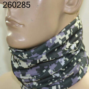 Face Guard Neck Gaiter Sun Cover Balaclava Bandana Scarf Hair Head Band Outdoor
