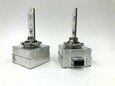 2x Factory OEM 08-17 Audi Q5 Xenon HID D3S Bulbs Headlight Lamp Pair