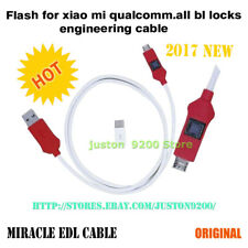 miracle EDL  Cable  1.0 For  Xiao Mi and Qualcom Flash , support open 9008 Port