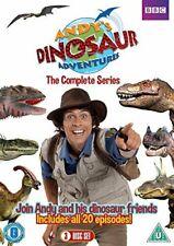 Andy's Dinosaur Adventures: Complete Series 1 (DVD, 2014, 3-Disc Set)
