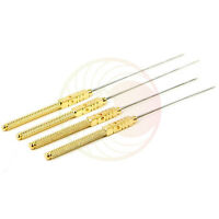Acupuncture Non-disposable Needles Single Use TCM repeated use Four-hole needle