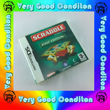 Scrabble 2007 -- New Edition for Nintendo DS Complete - Good Condition