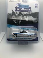 Greenlight 1:64 The Blues Brothers Chicago Police Dodge Monaco