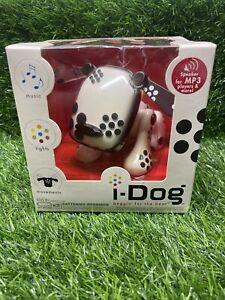 i-Dog 2006 NIB Tiger Electronics Hasbro Sega Dalmatian Interactive Speaker B2