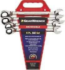 Gearwrench 9545n 4 piece Reversible Doble Caja carraca FORJAR Llave Inglesa