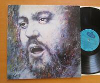 SXDL 7504 Luciano Pavarotti Recital 1980 Decca Holland NM/EX + insert