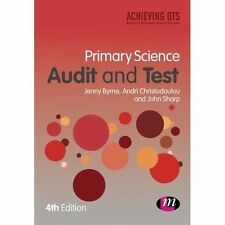 Byrne, Jenny-Primary Science Audit And Test  BOOK NEW