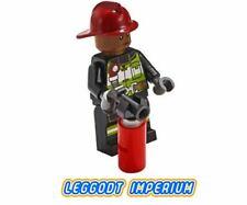 LEGO Minifigure - Firefighter - Marvel Spiderman Homecoming sh579 FREE POST