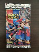 2004 - 2005 Megacracks Barca Campeon (one) pack (3) different Messi RCs PSA 10?