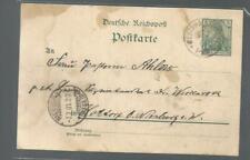 6864- 1901 GA Dr. 5 Pfg. Westhauderfehn- Niendorf