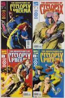 Adventures of Cyclops & Phoenix #1 to #4 complete series (Marvel 1994)