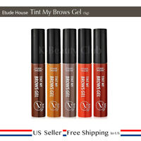 Etude House Tint My Brows Gel 5g Eyebrow Tattoo Pen Pencil Marker Gel 5 Color US