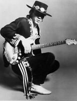 🔴 Guitar Legend Stevie Ray Vaughan - SRV - 8x10 photo!!!