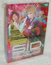 Japan SID SIDNAD Vol.8 TOUR 2012 M & W Taiwan Ltd 2-DVD