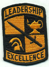 US Army ROTC Cadet Command Color Patch
