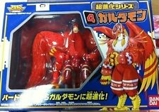 Bandai Digimon Action Figure Digivolving BIRDRAMON GARUDAMON