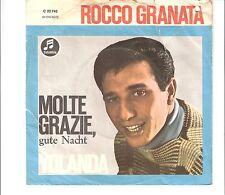 ROCCO GRANATA - Molto Grazie, gute Nacht