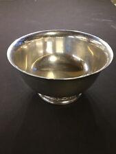 International Sterling Silver Prelude Bowl 47/8 Diameter 161.3 Grams