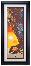Eric Tan Art Poster Print Mondo Star Wars A New Hope Disney Tyler Stout FRAMED!
