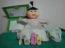 Bambola Cabbage Patch Baby Cinese, 32cm, Certificati: Carla Alice nata 7 Marzo