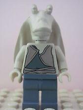 LEGO Star Wars @@ Minifig @@ sw017 @@ Jar Jar Binks - 7115 7121 7159 7161 7171