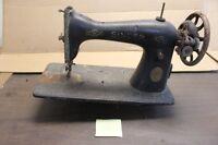 Antique Singer Mfg Co Treadle Sewing Machine Untested Parts Repair Repurpose (B)