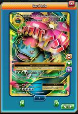 FA Mega Venusaur-EX 100/108 - Pokemon Trading Card Game PTCGO Digitalcard online