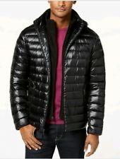 Calvin Klein Men's Packable Down Hoody Jacket CM812948 SIZE XXL