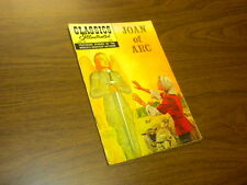 CLASSICS ILLUSTRATED #78 - JOAN OF ARC - HRN #166 (stiff cover)