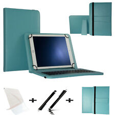 "3 IN 1 SET 10.1"" Qwerty Keyboard Case For MEDION LIFETAB P9701 - TUR"