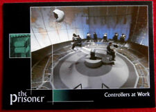 THE PRISONER Auto Series - Vol 1 - CONTROLLERS AT WORK - Card #58 Cards Inc 2002