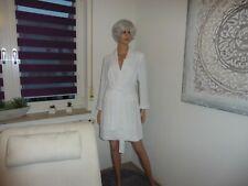 Cooles Mantelkleid weiß Gr.40 neu mit Etikett!!