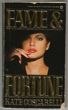 Vintage,Fame and Fortune Novel by Kate Coscarelli (1985, Paperback)
