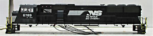 ATHEARN G67369B SD60M NORFOLK SOUTHERN #6789 (SHELL ONLY& NO BOX) HO SCALE