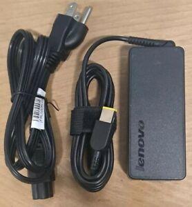 Lenova AC Power Adapter Model: PA-1650-72IS 20V = 3.25A POWER SUPPLY  + Cord NEW
