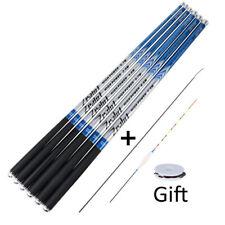 Goture 2.7M-7.5M Telescopic Fishing Rod Carbon Fibre Stream Carp Hand Pole