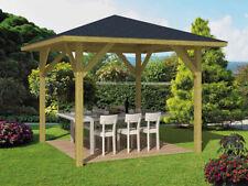 Pavillon Garten Holz Gunstig Kaufen Ebay