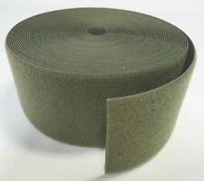 "4"" Velcro Brand Loop Buy the Foot Camo Green Sew-on Strip 4"" x desired length"