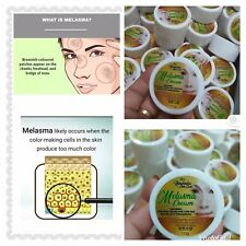 Melasma Cream Dark Brownies Color Dark Spot Remover 100% Safe Very Effective