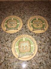 Vintage beer mat beer coaster german PILSEN URQUELL NEW YORK PILSNER