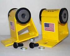 CU2883-1, Jeep Motor Mounts, Ultra-Flex Rubber