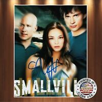 Kristin Kreuk Autographed Signed 8x10 Photo (Smallville) REPRINT